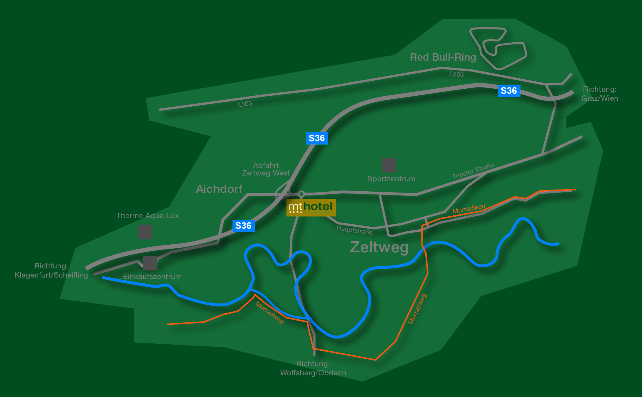 Hotels Nahe Red Bull Ring Spielberg